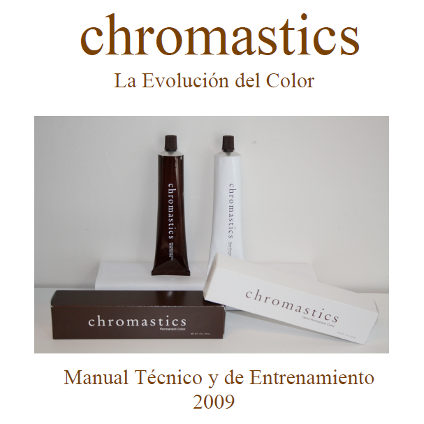chromastics manual spanish