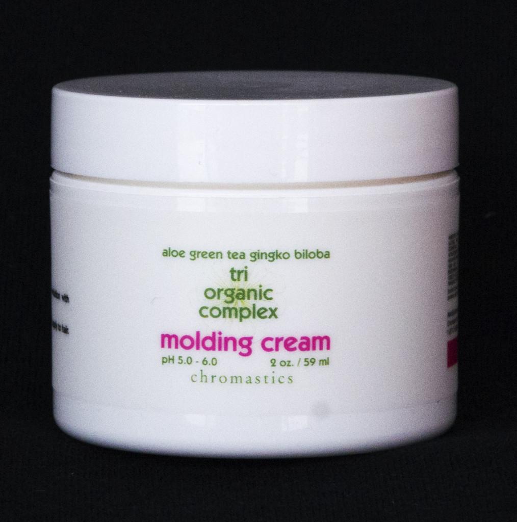 chromastics molding cream
