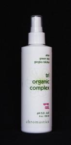 chromastics spray gel