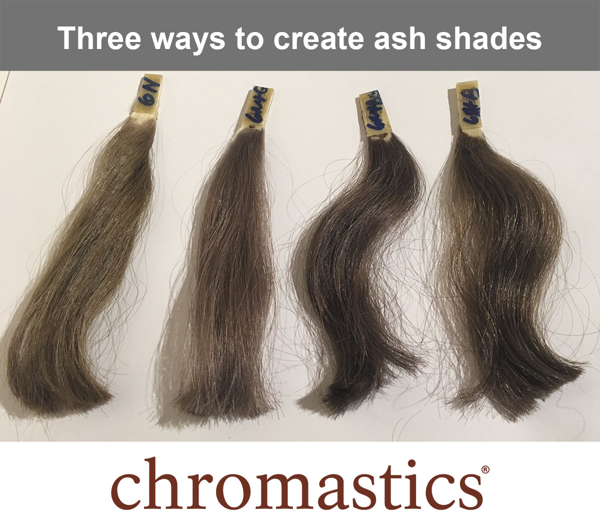 Tuesday Tip: Three ways to create ash shades