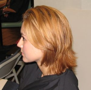 Golden Blonde to Red in 30 Minutes