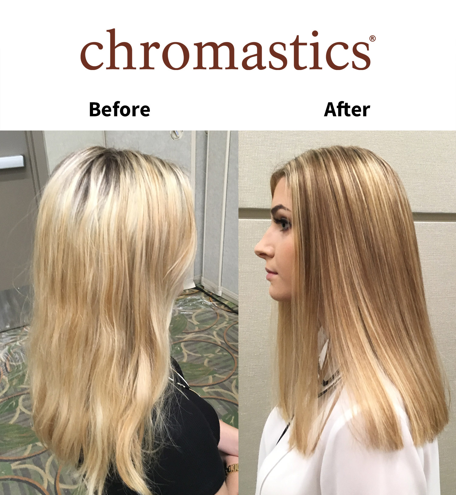 Correction on a double-process blondes