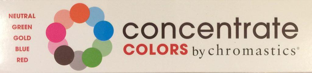 Chromastics Hair Color Concentrates